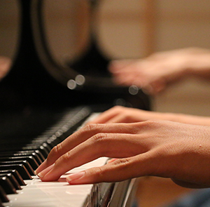 2台ピアノのアンサンブルに